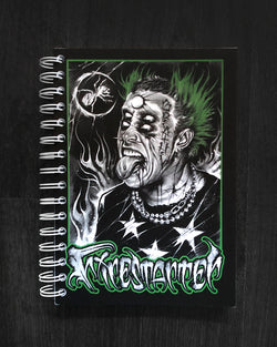 A5 NOTEBOOK - FIRESTARTER