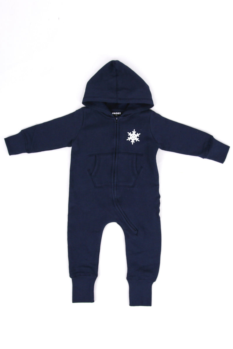 BABY FROST HOODED ALL IN ONE