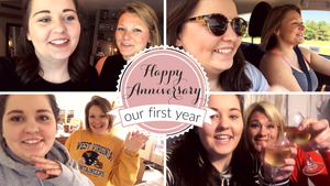 Happy First Anniversary Kade & Vos | Join Our Journey