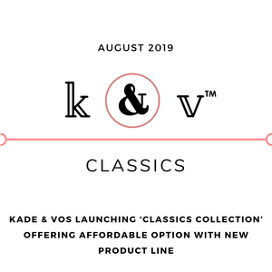 K&V Offering Affordable Option with New 'Classics' Product Line