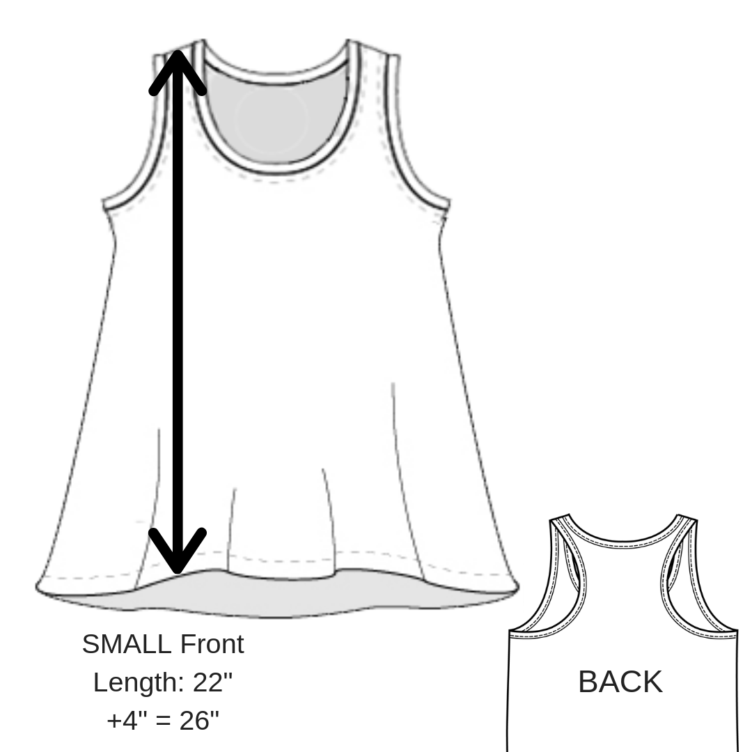 Feather Swing Tank