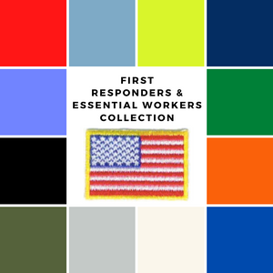 First Responders & Essential Workers Face Masks