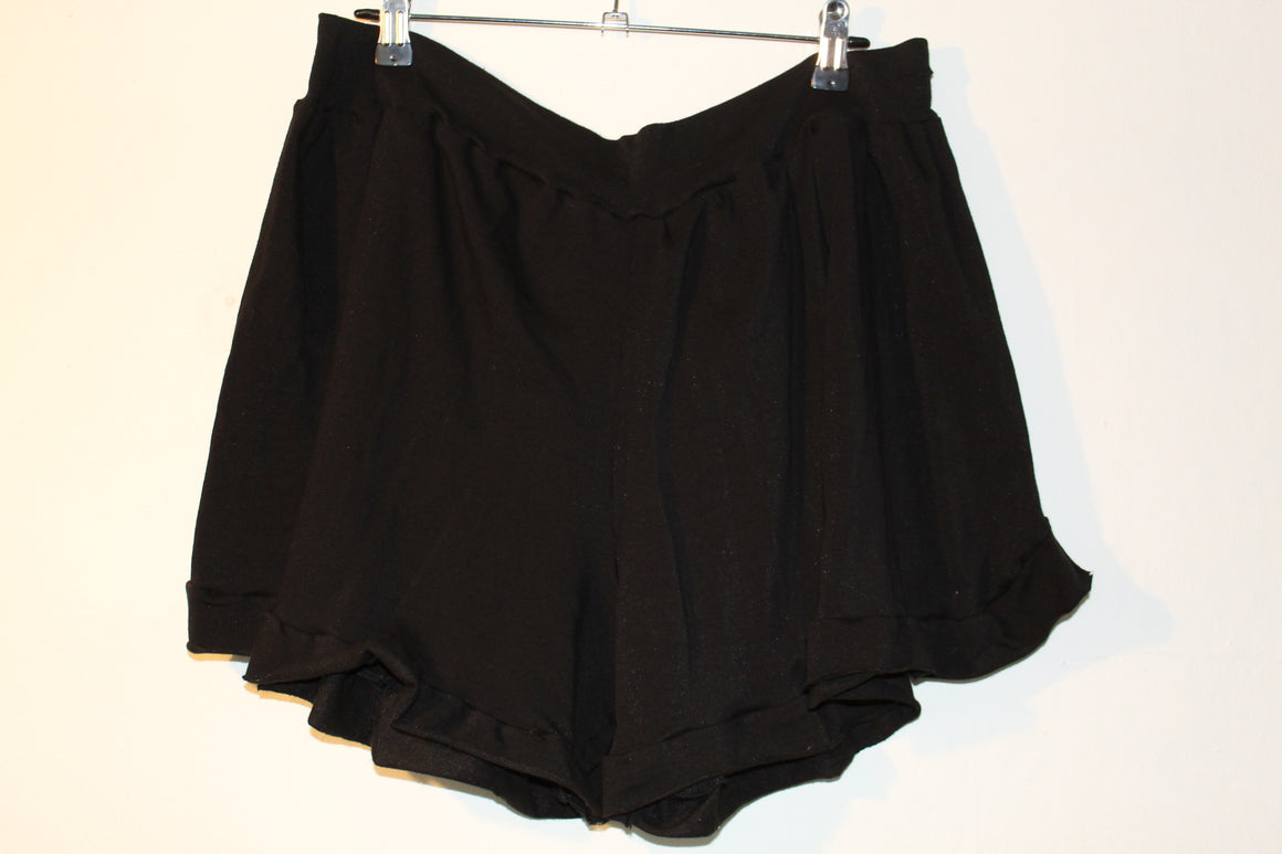 Ruffle Short Sample