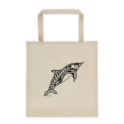 Dolphin #3 Tote bag