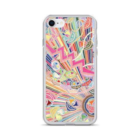 SEVERANCEPAY GVB 2714 iPhone Case