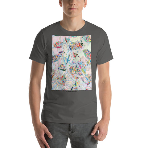 FLIGHTSRISKS GVB 2738 Unisex T-Shirt