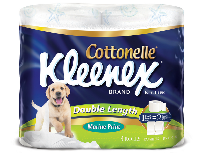 As Excited As The Cottonelle Puppy!!