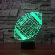 Lampe 3D - Football Américain-Lampe 3D - Football US-LUMINEEZ-LUMINEEZ