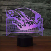 Lampe 3D - Football-Lampe 3D-LUMINEEZ-LUMINEEZ