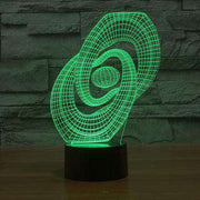 Lampe 3D - Orion-Lampe 3D-LUMINEEZ-LUMINEEZ