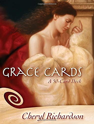 Grace Cards by Cheryl Richardson inspirational oracle guidance card set in box - Late Boomer Vintage