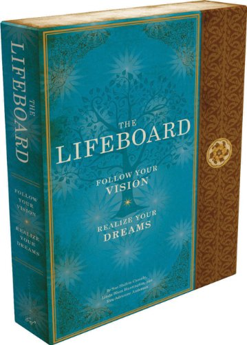 The Lifeboard follow your vision Vintage 2010 NEW sealed The Secret Law of Attraction