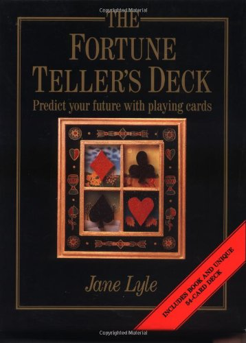 The Fortune Teller's Deck Jane Lyle Cards and Book set Vintage 1996