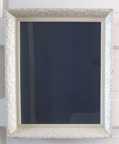 Antique 11x14 Ornate Vintage Wood Gesso Frame wedding family portrait picture frame