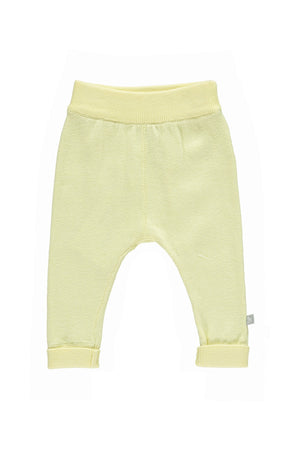 Lemon Cotton Cashmere Mix Pant
