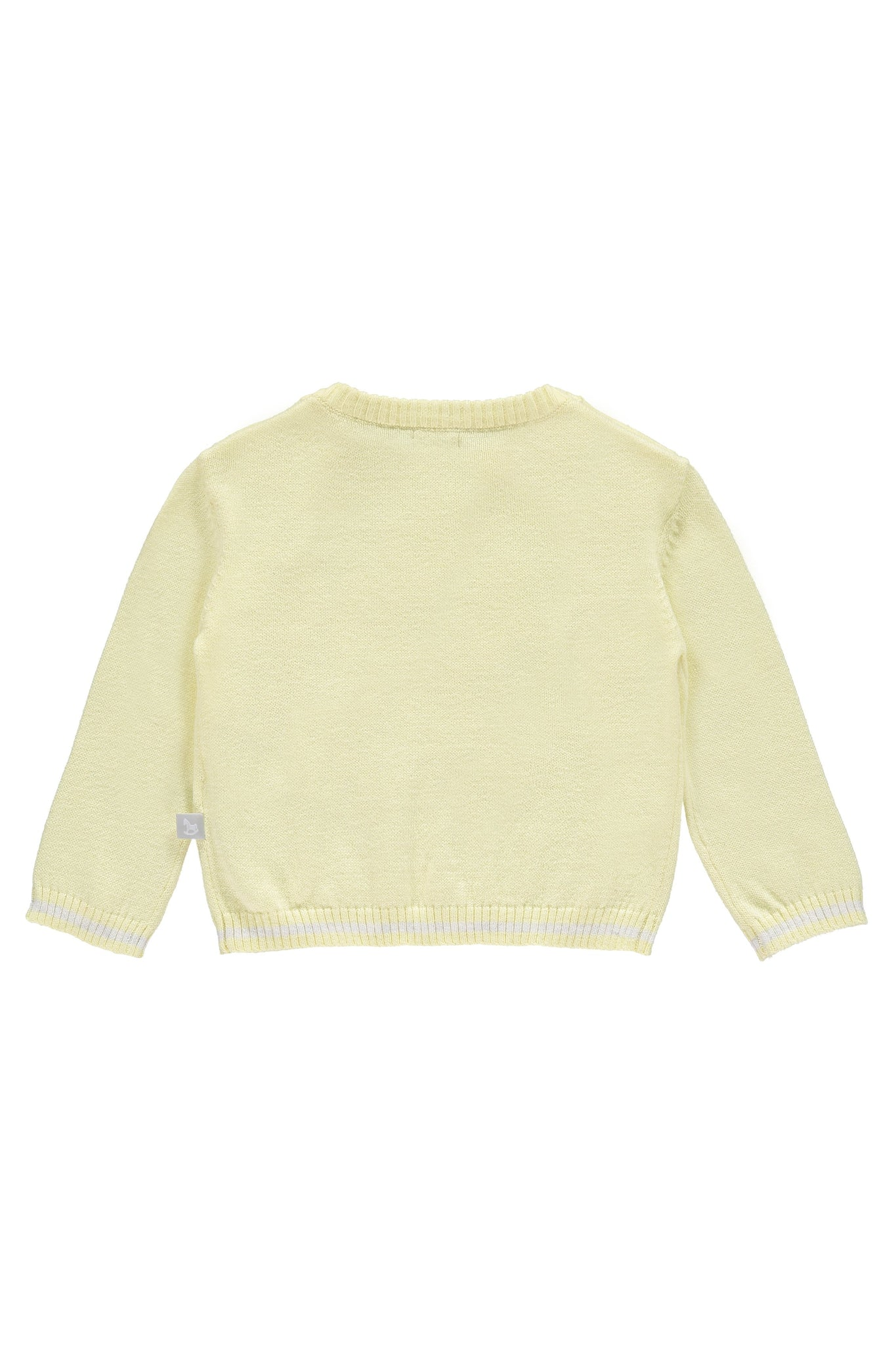 Lemon Rocking Horse Jumper