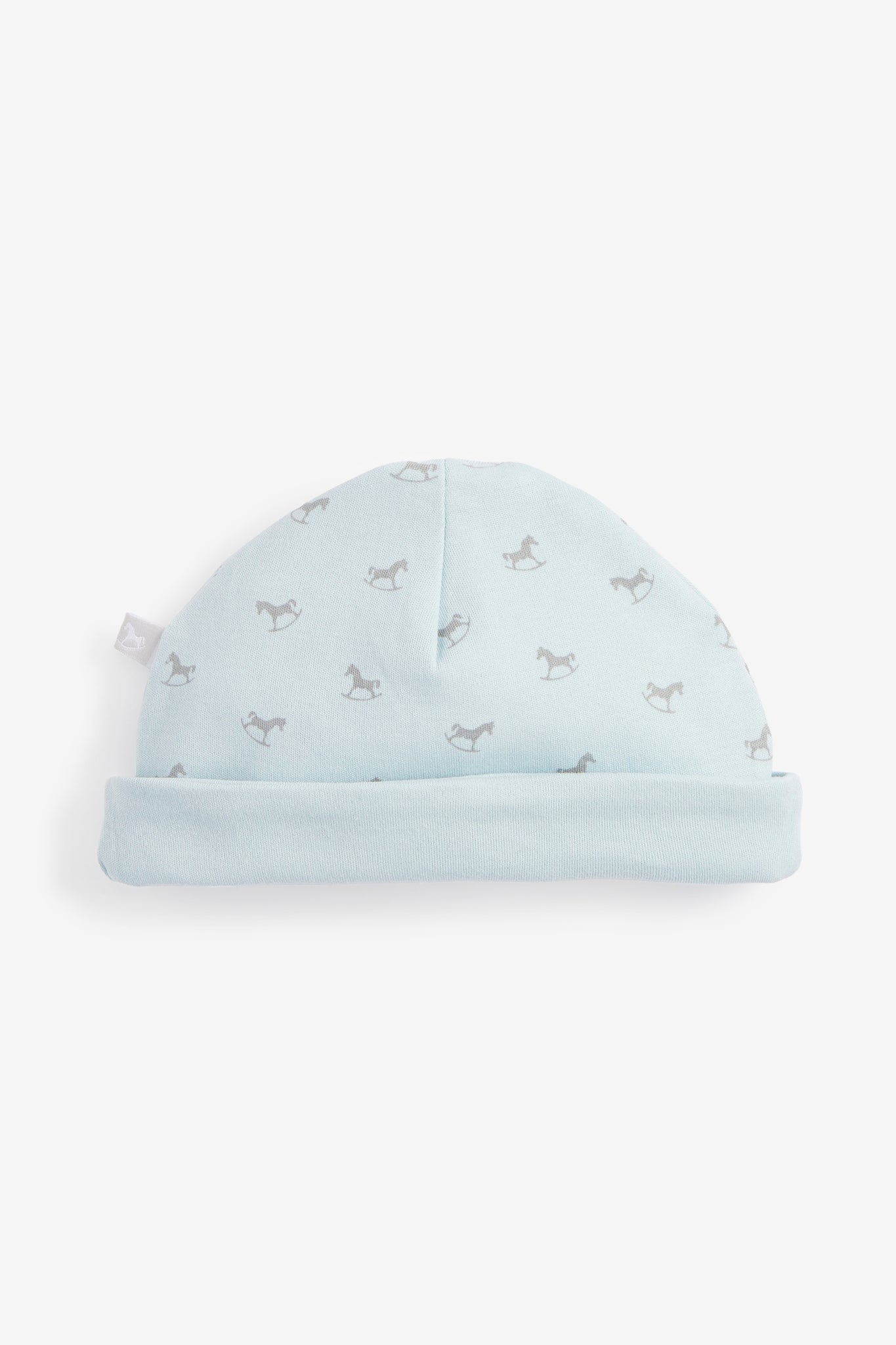 Rocking Horse Hat - blue