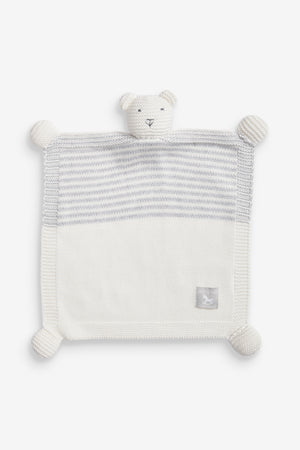 Cream Ted Toy Comforter