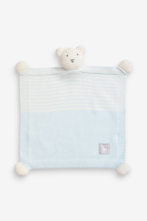 Blue Ted Toy Comforter