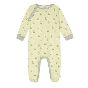 Lemon Rocking Horse Sleepsuit