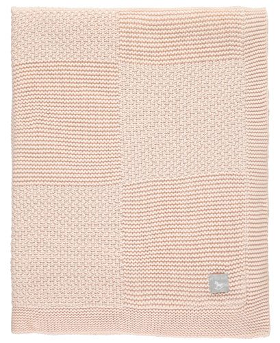 Soft Pink Large  Plush Lined Shawl/Blanket