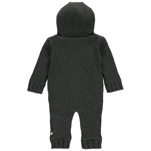 Chunky Knitted and Lined Daysuit