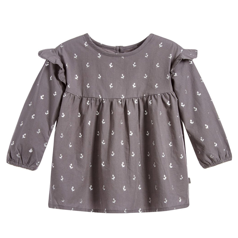 Baby Girls Frill Blouse
