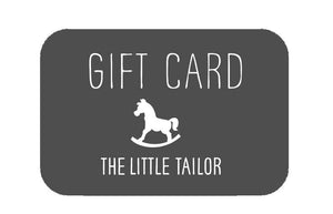 The Little Tailor Gift Card