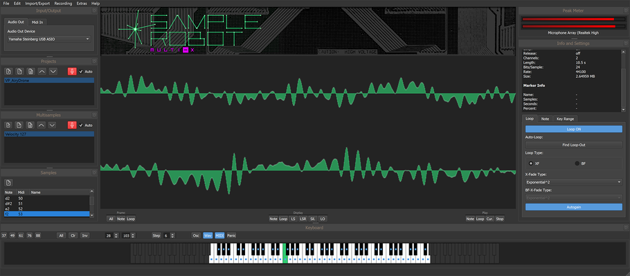 SKYLIFE releases SampleRobot 6 Multi-X and a new trial version