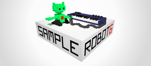 Small big steps - SampleRobot version 6.2 is out now