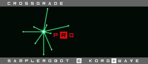 SampleRobot 6 Pro Crossgrade (from SR6 Korg+Wave)
