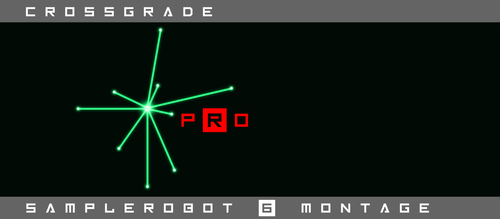 SampleRobot 6 Pro Crossgrade (from SR6 Montage)