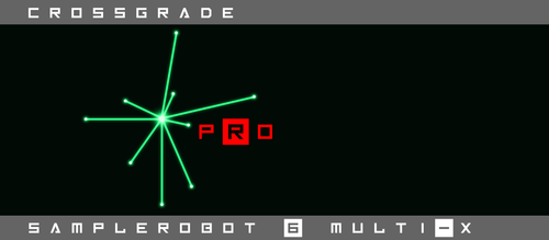 SampleRobot 6 Pro Crossgrade (from SR6 Multi-X)