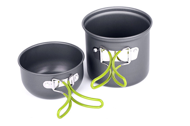 Portable Pot and Pan
