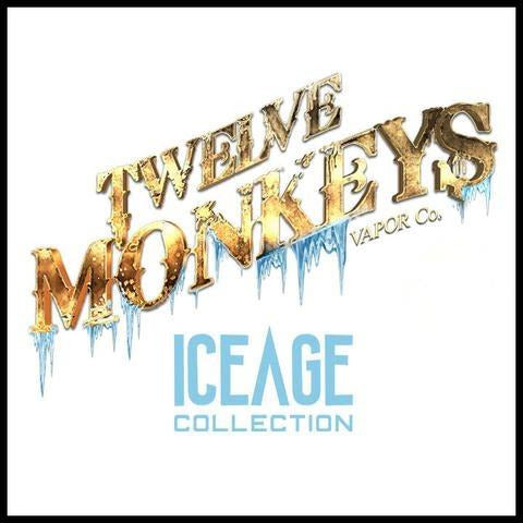 12 MONKEYS: ICE AGE (60ml)