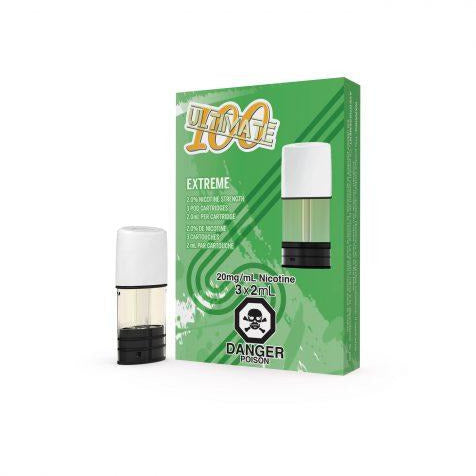 ULTIMATE 100 STLTH PODS