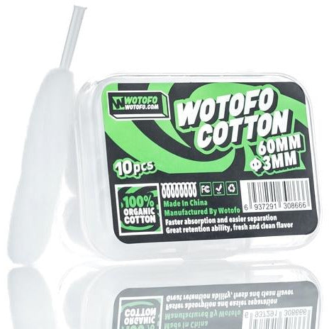 WOTOFO AGLETED COTTON