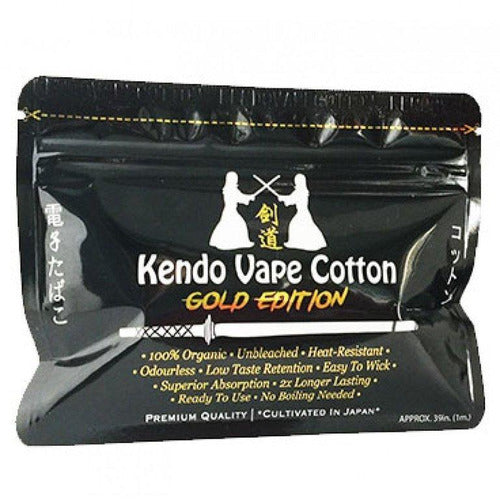 KENDO COTTON GOLD EDITION
