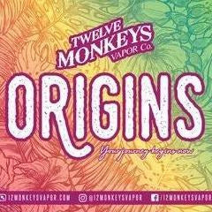 12 MONKEYS: ORIGINS (60ml)