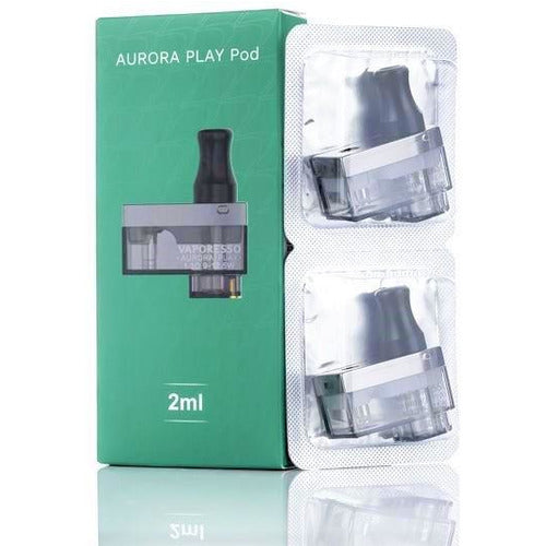 VAPORESSO AURORA PLAY POD CARTRIDGE 2/PACK