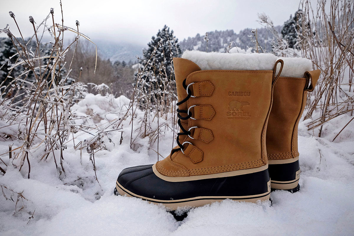 Winter shoe care for long-lasting effects