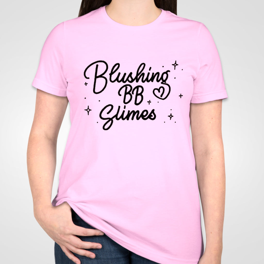Blush Pink BlushingBB T-Shirt [Official Merch]