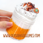 Pumpkin Spice Latte [Floam + Microfloam]