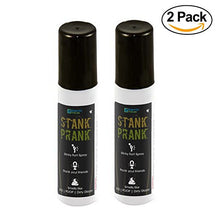 Essential Values Stank Prank Fart Spray, 2 Pack