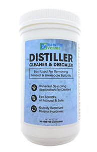 Distiller Cleaner Descaler (2 LBS), Universal Application For Waterwise, Natural & Safe – Deeply Penetrates LimeScale & Other Water Mineral Build-up