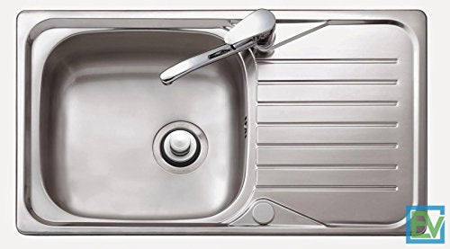 Sink Stopper, Brushed/Stainless Steel Kitchen Sink Garbage ...