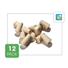 12 PACK Replacement Stoppers / Plug Replacements For The Toddy Brew System by Essential Values