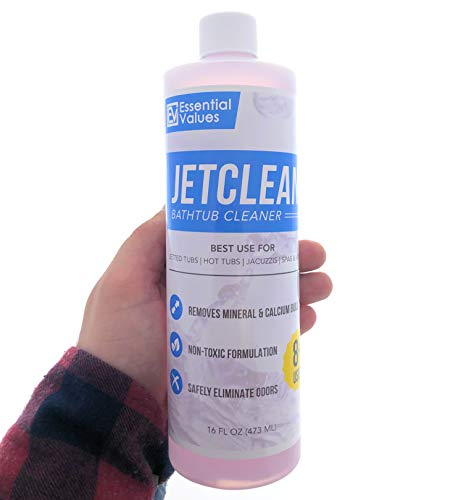 Jetted Tub Cleaner Whirlpool Tub Cleaner 16oz 4 Uses For Tubs