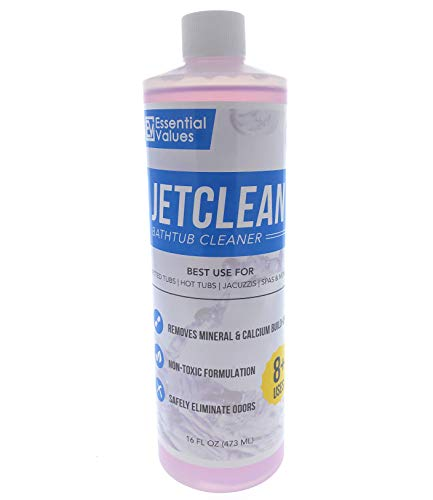 Jetted Tub Cleaner Whirlpool Tub Cleaner 16oz 4 Uses