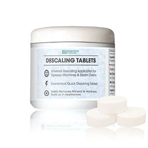 Descaling Tablets 12 Count 6 Uses For Jura Miele